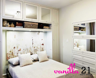 Small Bedroom Storage Design Ideas