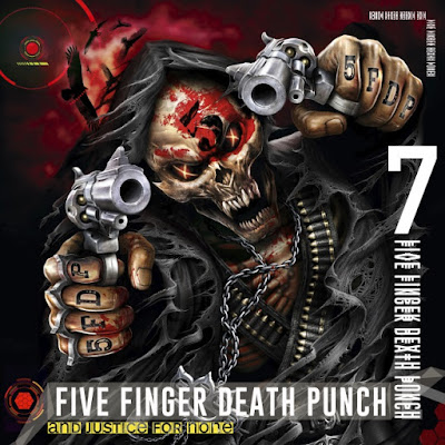 "Five Finger Death Punch new album ""And Justice For None"" leaked"