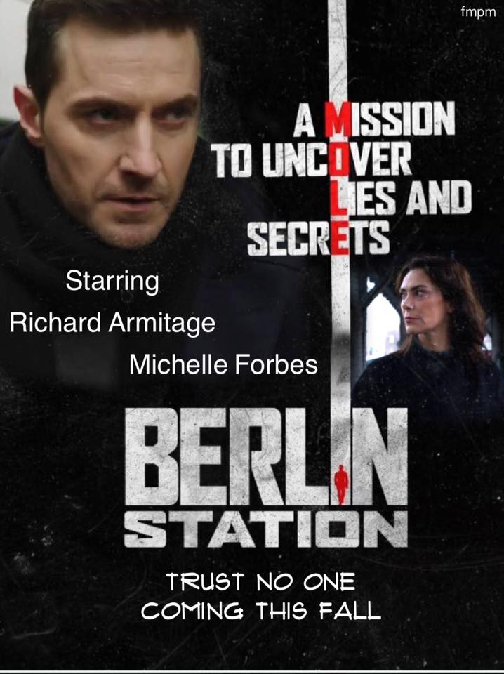Berlin Station 2017: Season 2 - Full (1/10)