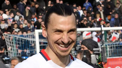 Rumors: Zlatan Ibrahimovic Offered £59Million Deal To Move To China