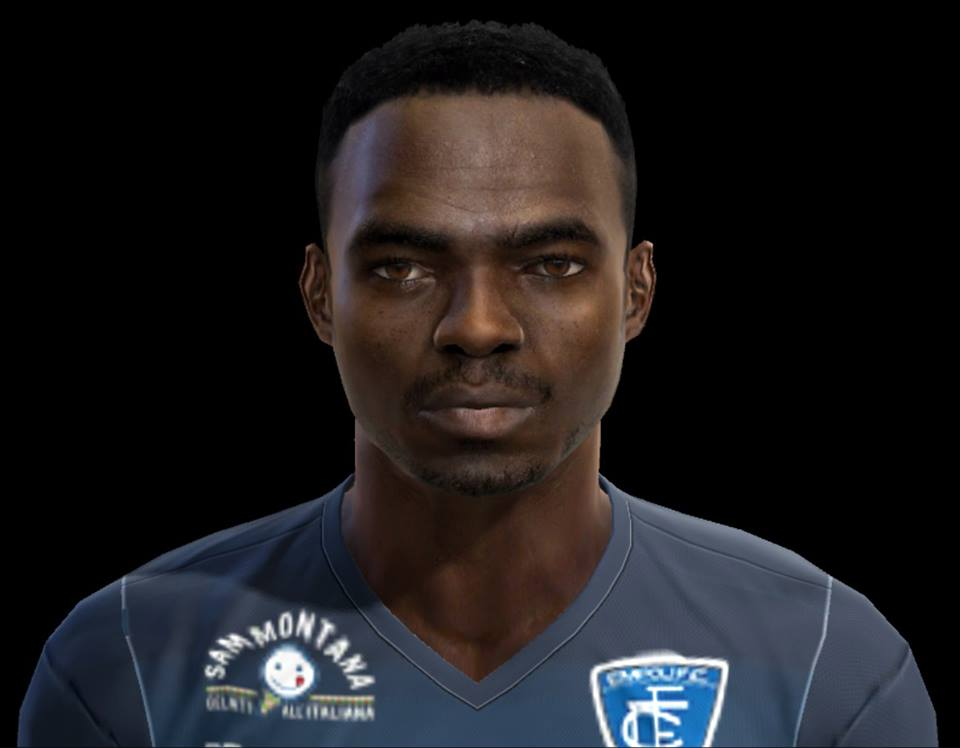 PES 2013 Oberlin face by pablobyk