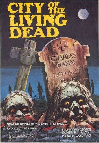City of the Living Dead (1980) ταινιες online seires oipeirates greek subs