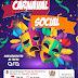 Carnaval Social será realizado pela Secretaria de Assistência Social dia (26/02)