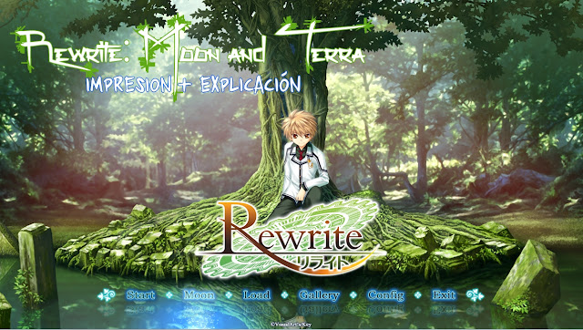 ReWrite: Moon and Terra [IMPRESIONES + EXPLICACION]