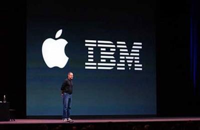 IBM dan Apple Garap Big Blue, Tawarkan Aplikasi Bisnis Untuk iOS