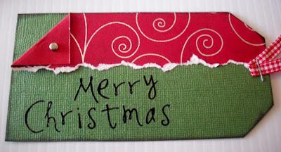 Merry+Christmas+Tag DIY Christmas Gift Tags Tutorial