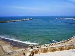 Pantai Essaouira Maroko
