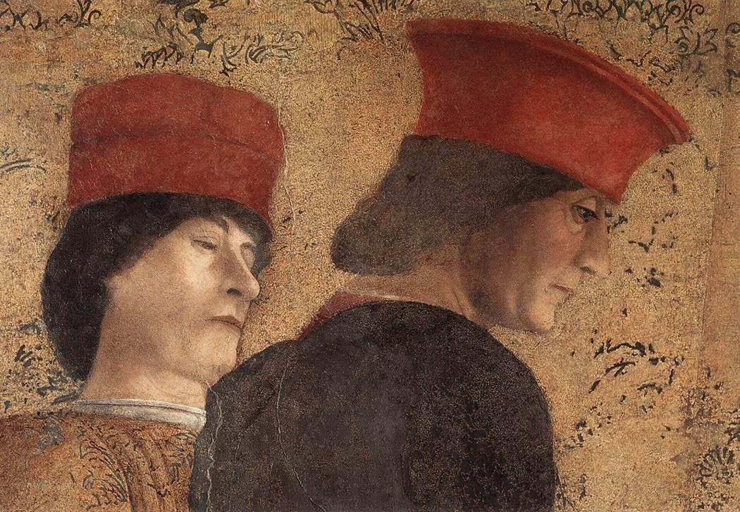 Andrea Mantegna | La Camera degli Sposi, 1465-1474 | Art ...