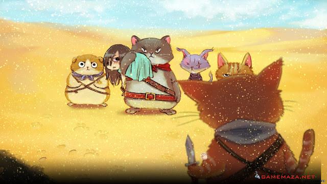 NAIRI Tower of Shirin Gameplay Screenshot 4