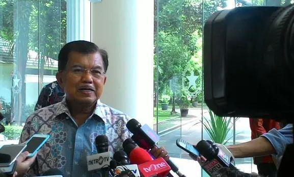 Setya Novanto Divonis 15 Tahun Penjara, Begini Reaksi Jusuf Kalla