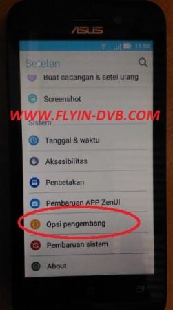 bypass email verifikasi ASUS_X009DA (ZB450KL) Tahap 11