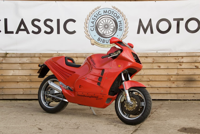 1987 Lamborghini Motorcycle Design 90 For Sale At Cotswold