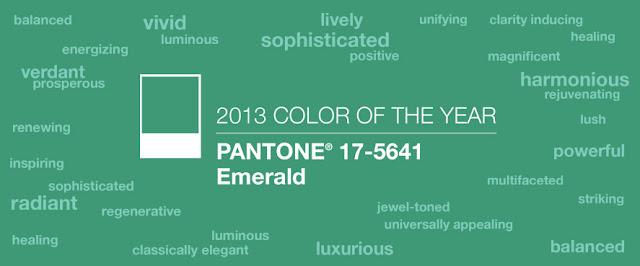 Emerald It Is!