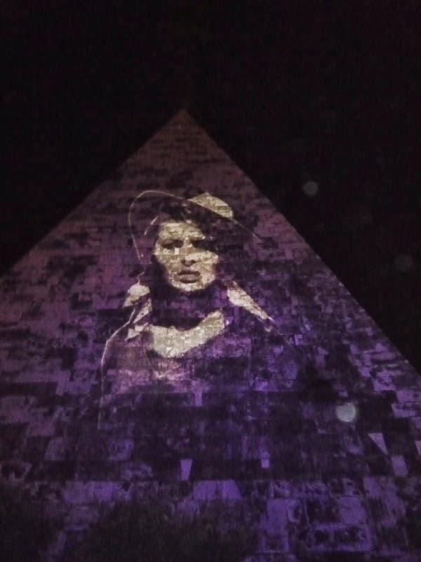 Piramide, guia em portugues