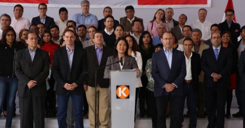 ÚLTIMO MINUTO: Keiko Fujimori arremete contra Fiscal de la Nación y pide destitución e inhabilitación por haberla investigado por crimen organizado