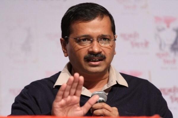 AAP कार्यकर्ताओं से बोले केजरीवाल, लड़ाई जारी रखें, अंत में जीत सत्य की ही होती है, हम जीतेंगे