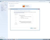 User Account Controler dalam instalasi Fingerspot Personnel