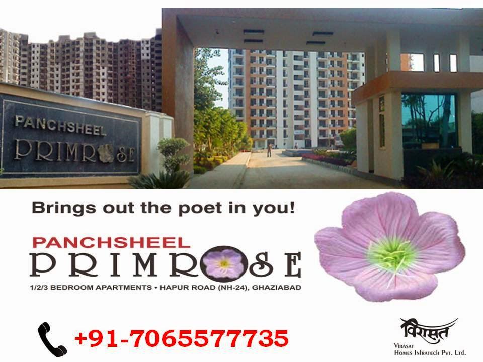 Panchsheel Primrose Ghaziabad