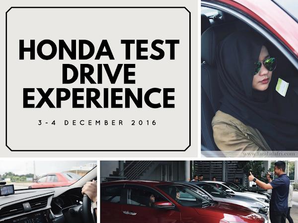 Kisah Aku, Encik Dafri dan Honda Civic 10th Generation Baharu