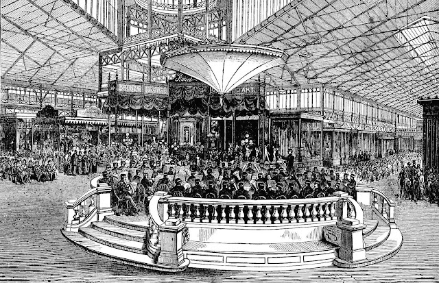 Centennial Exhibition of 1876 orchestra