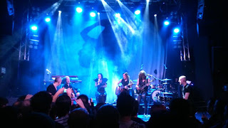 Tarja, Joy Eslava, Madrid,