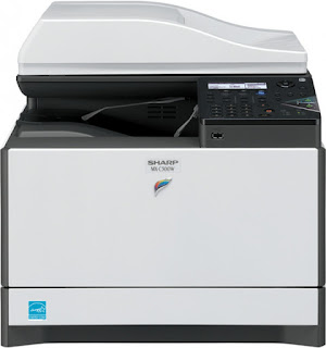 Sharp MX-C300W