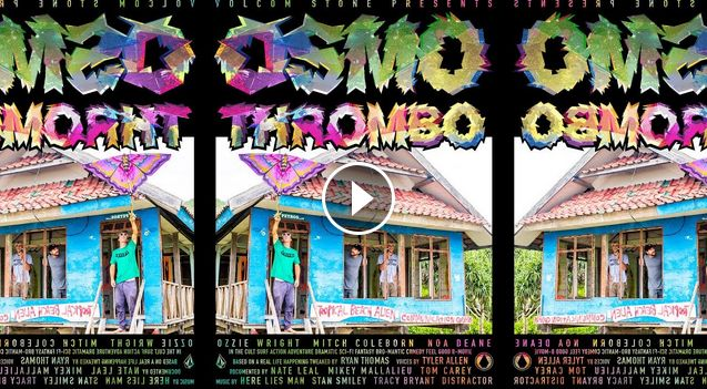 OSMO THROMBO - The Lo-Fi B-Movie Of Hi-Fi Shredding