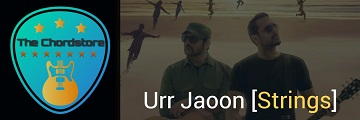 URR JAOON Guitar Chords Accurate by | Strings