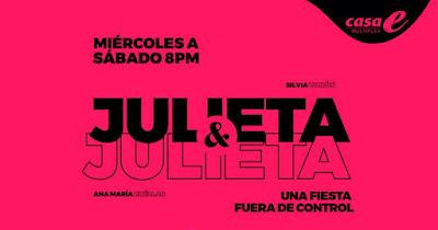 JULIETA & JULIETA (TEATRO)