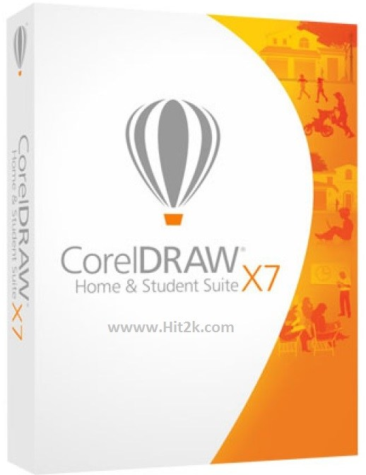CorelDRAW Home & Student Suite X7 Keygen, Crack Download
