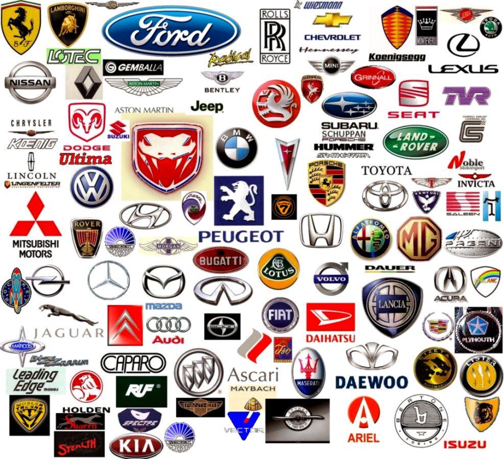 American Car Manufacturer Logos