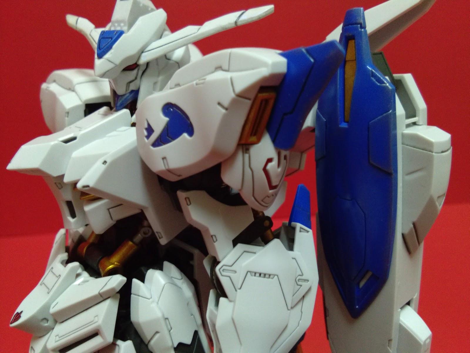 ตำนานแห่งแกลรันฮอร์น 1/100 Gundam Bael โดย Rasephere