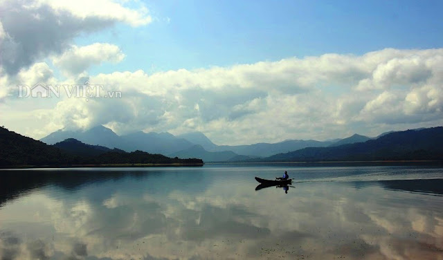 The Immense Nui Mot Lake in Binh Dinh