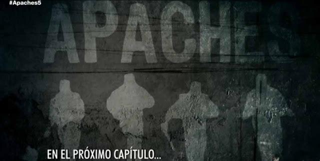 todo sobre el capitulo 9 de la serie Apaches
