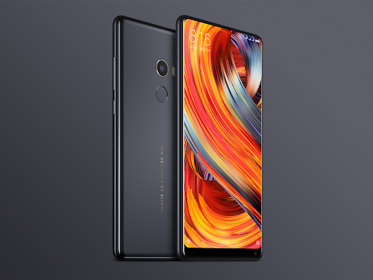 "Xiaomi Announces Mi MIX 2 With 5.99"" 18:9 Full Screen Display, Snapdragon 835 And 8GB RAM"