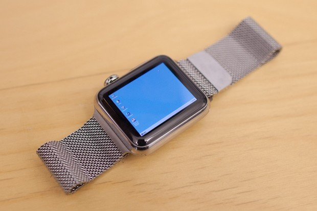 apple-watch-windows-95 Technology has become something else! Engineer got Windows 95 running on an Apple Watch Technology