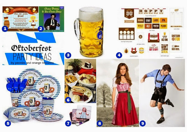Oktoberfest Party Ideas and Guide