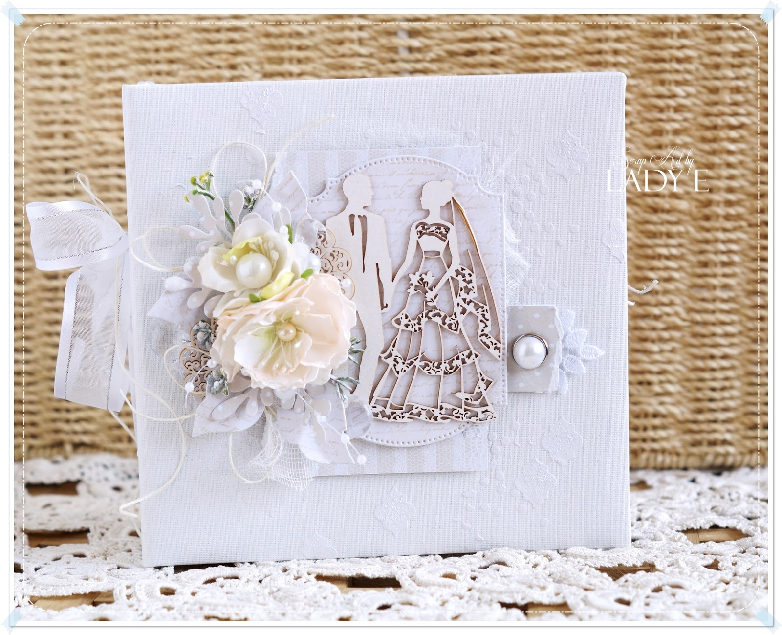 Perfect Wedding Gift For Bride: Scrap And Craft: Perfect Wedding Gift