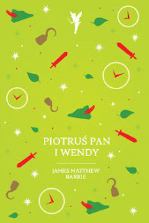 """Piotruś Pan i Wendy"" James Matthew Barrie - recenzja"