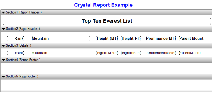 Crystal Reports In Asp.net Tutorial Pdf