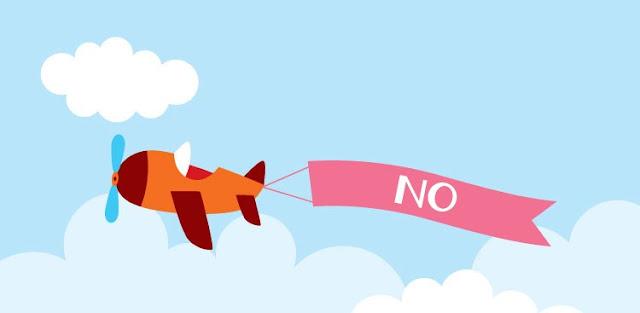 """قول """"لا"""" الرفض بكل ثقة بالنفس"""