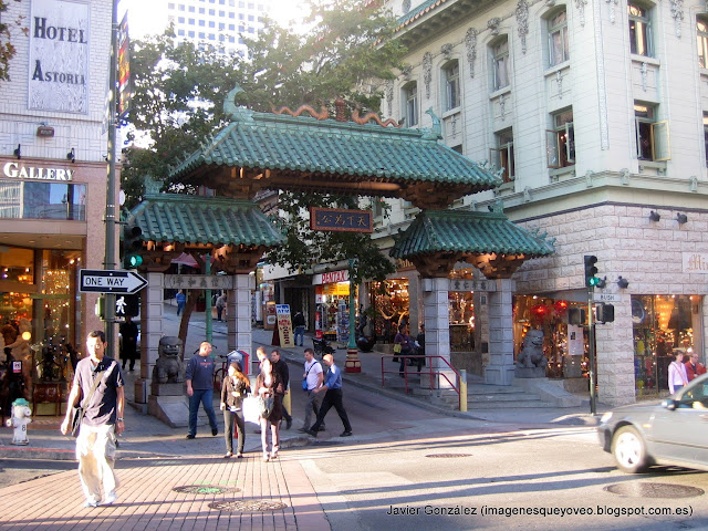 San Francisco - Barrio Chino - Chinatown
