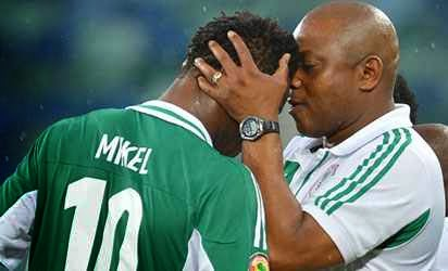 mikel and uche okagbue in a relationship
