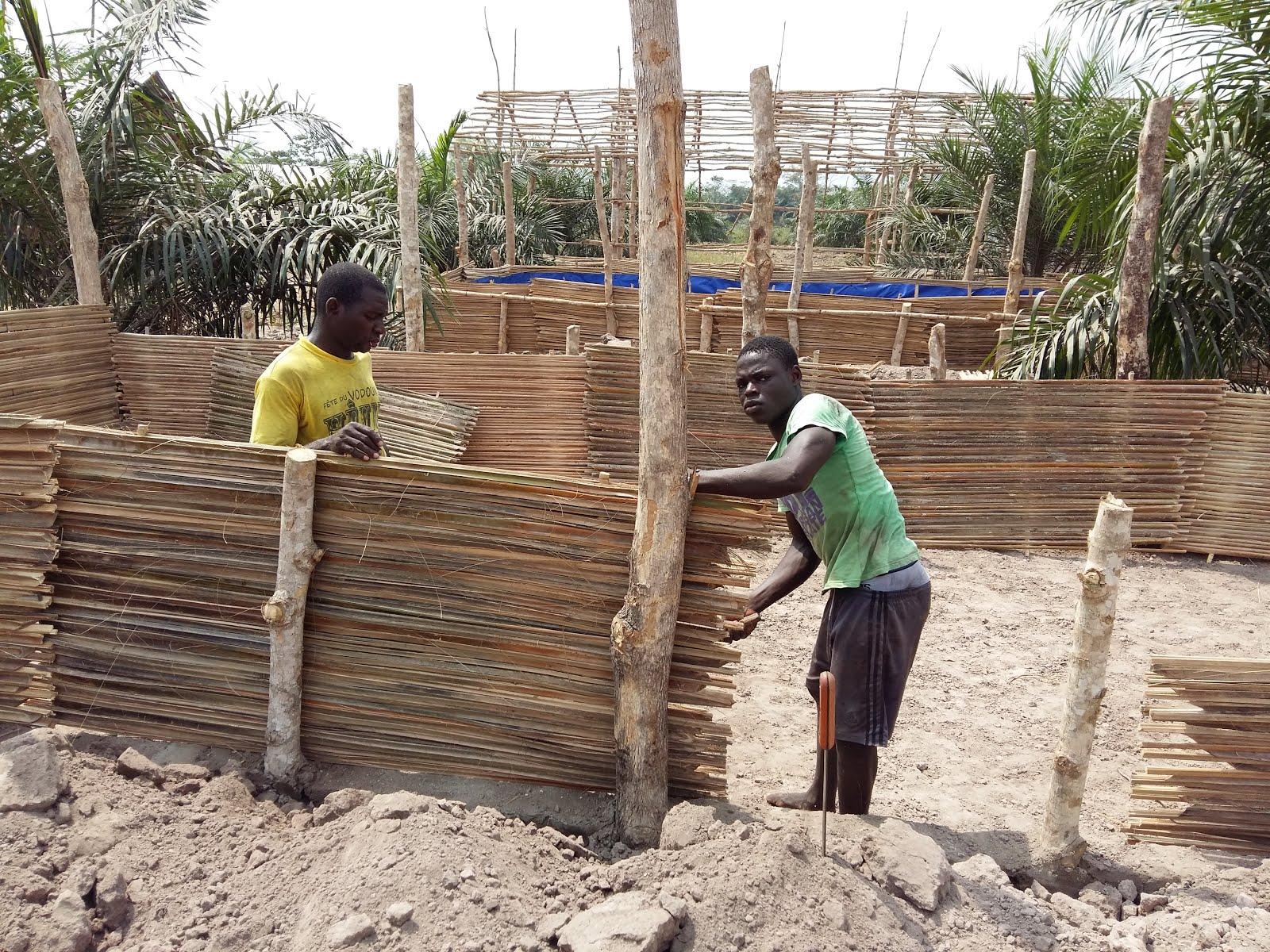 Bassin Poisson Hors Sol lelaurier: la pisciculture en hors sols