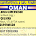 OMAN URGENT REQUIREMENT | OIL & GAS POWER PLANT | APPLY NOW