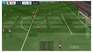 Dream League Soccer multiplayer