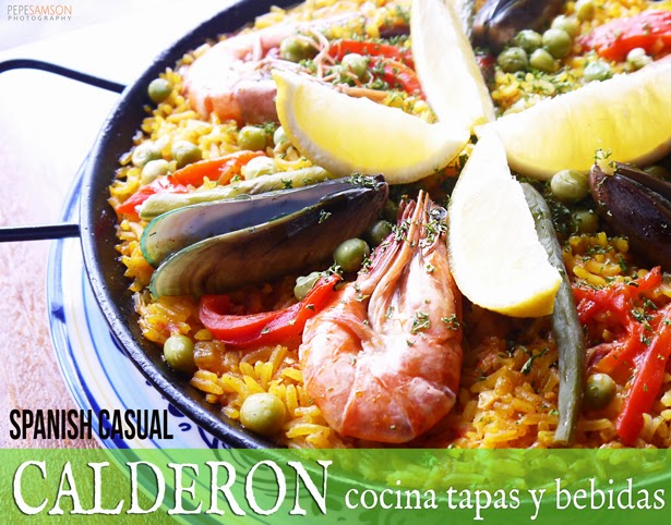 Spanish Casual: Authentic, Nostalgic Home Cooking at Calderon Cocina Tapas Y Bebidas