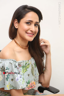 Actress Pragya Jaiswal Stills in Floral Dress at turodu Interview  0122.JPG