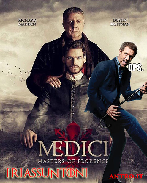 Medici Masters of Florence Season 2