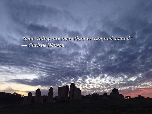 'Some things are more than we can understand' - Christie Watson